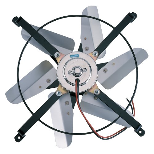 Perma-Cool 19115 16'' HP Electric Fan by Perma-Cool (Image #1)