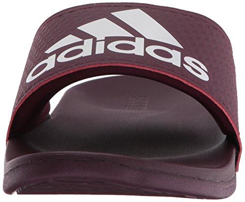 Sandalo granata Adidas Cf Adilette Performance Athletic Ultra Bianco ftw Granata C WvnaY6vTU