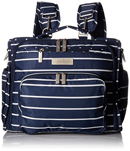 Ju-Ju-Be Coastal Collection B.F.F. Convertible Diaper Bag, Nantucket by Ju-Ju-Be