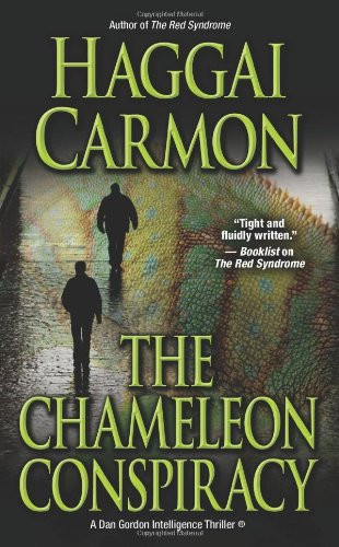 book cover of The Chameleon Conspiracy