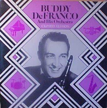 Buddy DeFranco: Closed Session (1979 BOMR Reissue) [VINYL LP] [STEREO]
