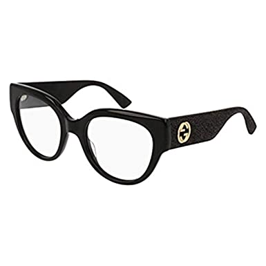 a2db61a89272 Image Unavailable. Image not available for. Color: Eyeglasses Gucci GG ...