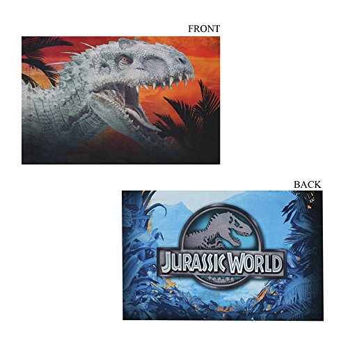 3pc Jurassic World Twin Bed linen Sheet Pillowcase Sets