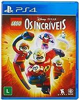 Lego os Incríveis Edição Especial Br - 2018 - PlayStation 4