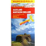 Scotland Northern England Marco Polo Map