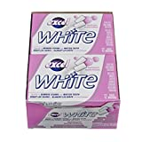 Excel White Sugar-Free Gum, Bubblemint, 12 Count