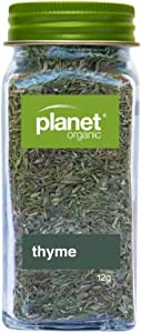 Planet Organic, Organic Thyme, 12g