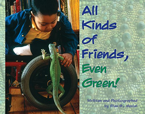 All Kinds of Friends, Even Green! by Woodbine House