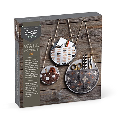 Craft Crush Wall Pockets Kit