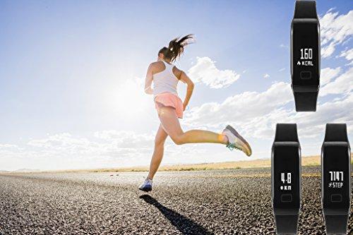 Sport Fitness Tracker Watch Smart BP HR Bracelet Sleep