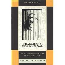Fragments of a Journal (Quartet Encounters)