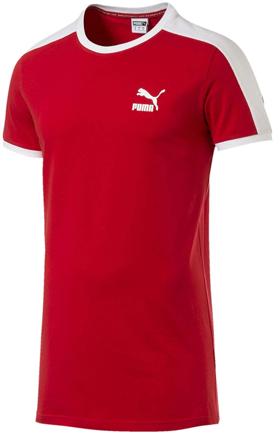 PUMA Mens T7 Slimcut T-Shirt
