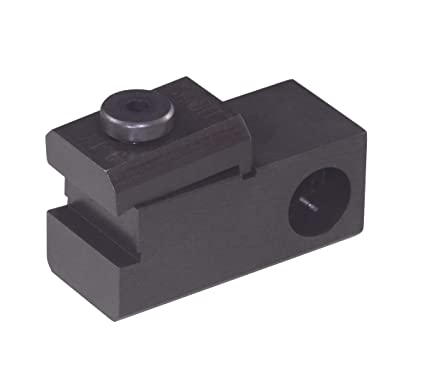 Use with Any S Series Insert. THINBIT SRE0101 Small Series Straight Reversible Head for Left or Right Hand on a 1 inch x 1 inch toolholder Shank