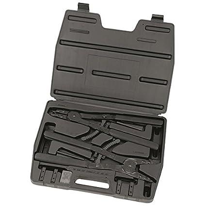 KRAFTWERK 30015 - Juego alicates ind. para aros seger, 400mm