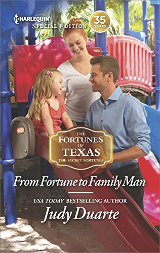 book cover of From Fortune to Family Man