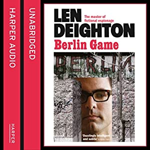 Berlin Game Hörbuch