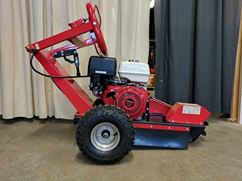 Hoc - Stump Grinder Tree Root Trunk Cutter HS - 2000 Hond...