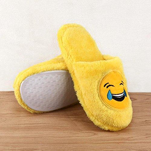 Houda - Zapatillas de estar por casa de Material Sintético para hombre c
