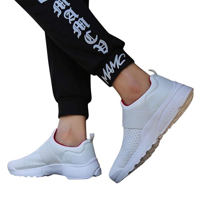 Btruely Zapatillas Deportivas de Hombre Running Hombres Gimnasio Aire para Fitness Transpirables Casual Zapatos Gimnasio Correr Sneakers: Amazon.es: Ropa y ...
