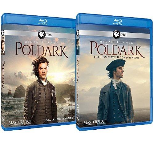 Masterpiece: Poldark Seasons 1-2 Blu-ray Set