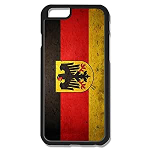 Fashion Flag Germany Plastic Case For IPhone 6