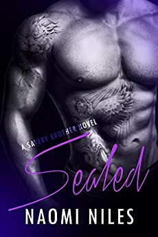 SEALed (A Standalone Navy SEAL Romance) (A Savery Brother Book) by [Niles, Naomi]