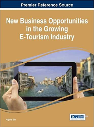 New business opportunities in the growing e tourism industry hajime new business opportunities in the growing e tourism industry 1st edition fandeluxe Gallery