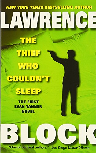 book cover of The Thief Who Couldn\'t Sleep