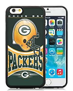 Green Bay Packers 35 Black Best Buy Customized Design iPhone 6 4.7 Inch Silicone TPU Case