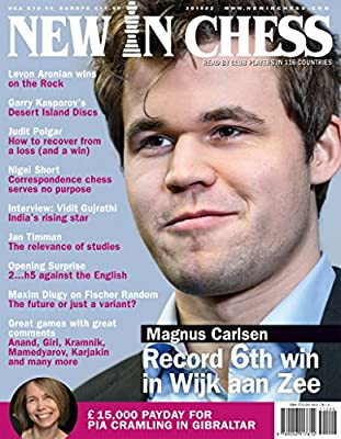 New In Chess Magazine 2018/2: Read by Club Players in 116 Countries