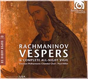 Rachmaninov: Vespers - All Night Vigil