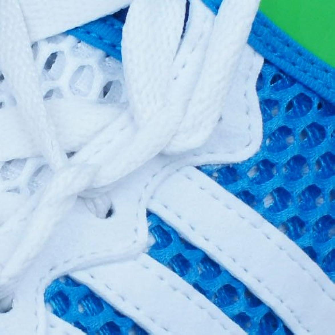 Adidas Sneaker Alta Irana Blu verde Eu 40 uk 6 5