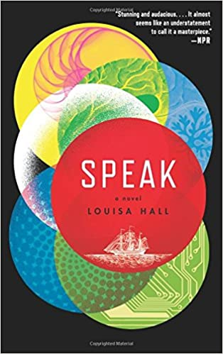 Image result for speak louisa hall