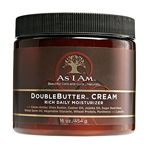 As I Am Double Butter Rich Daily Moisturizer, 16 ()