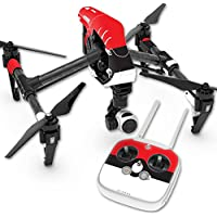 Skin For DJI Inspire 1 Quadcopter Drone – Battle Ball | MightySkins Protective, Durable, and Unique Vinyl Decal wrap cover | Easy To Apply, Remove, and Change Styles | Made in the USA