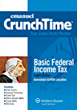 Emanuel CrunchTime for Basic Federal Income Taxation (Emanuel CrunchTime Series)