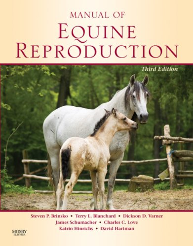 Manual of Equine Reproduction - E-Book (Love Reproduction)
