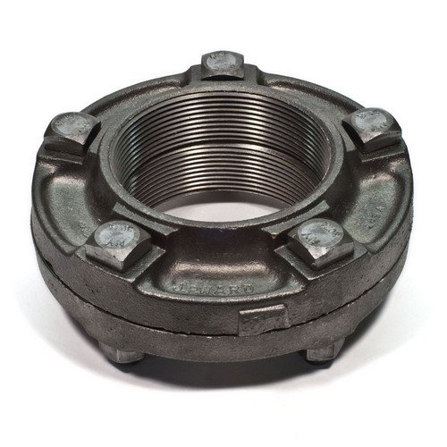 (4 inch Black Cast Iron Steam Flange Union)