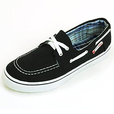 Amazon.com   Alpine Swiss Men's Antigua Boat Shoes   Shoes