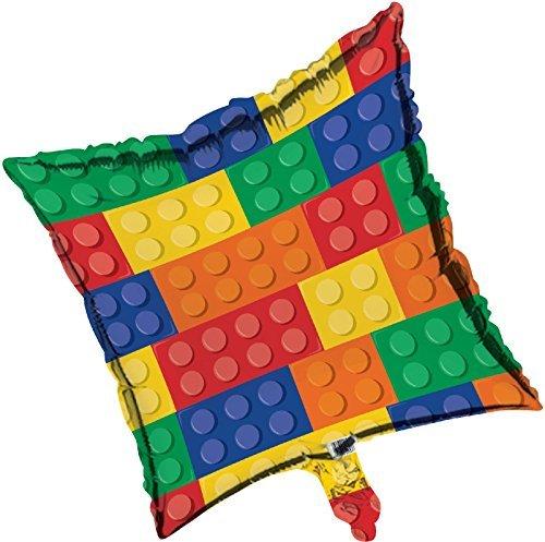 Creative Converting Block Party Square Balloon]()