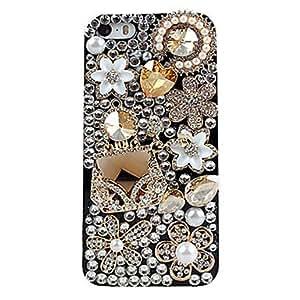 Elegant Sachet Design Back Case for iPhone 5/5S