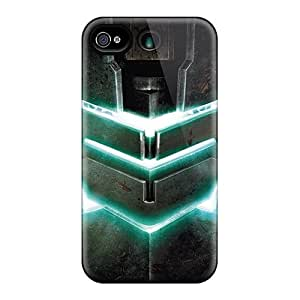 Iphone 4/4s Cases, Premium Protective Cases With Awesome Look - Dead Space 2 Armor