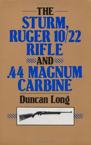 Sturm Ruger (The Sturm, Ruger 10/22 Rifle And .44 Magnum Carbine)