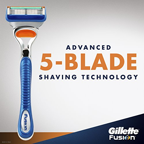 Gillette Razor 12 Count, Mens Blades