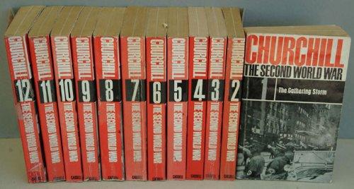 The Second World War. 12 Volume Set.