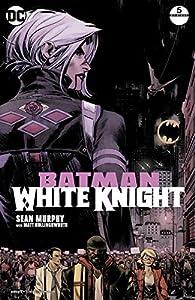 Batman: White Knight (2017-2018) #5 (Batman: White Knight (2017-))