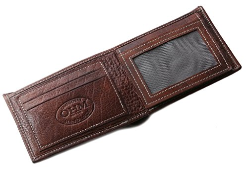 Vintage Wallet York Leather OHM Leather New New York Vintage OHM qzU8x