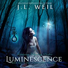 Luminescence: Luminescence Trilogy, Book 1 Audiobook by J. L. Weil Narrated by Courtney Parker