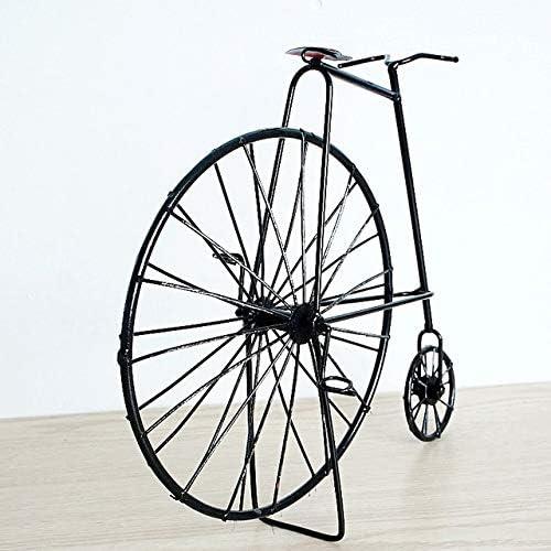 Westtreg Adornos Modelo de Bicicleta Antigua Bicicleta de Hierro ...