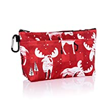 Thirty One Cool Clip Thermal Pouch in Moosin' Around - No Monogram - 8256